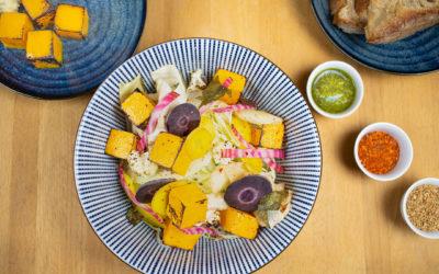 Bio Bowl aux légumes d'hiver
